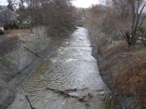 Penticton Creek